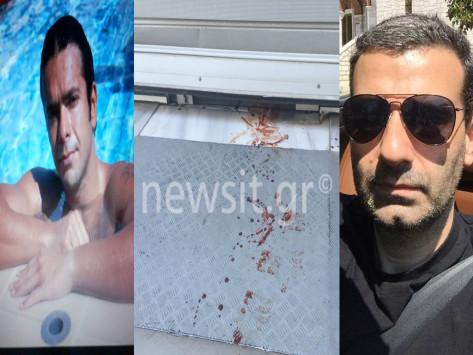 Έγκλημα στο Μοσχάτο - Τα πρόσωπα της τραγωδίας - Ο ξενοδόχος και ο παραολυμπιονίκης