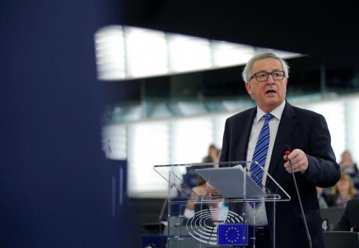 Γιούνκερ: `Χρειαζόμαστε την Ελλάδα`