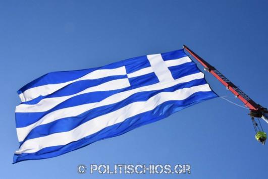 Χίος: Με Μελίνα Ασλανίδου το μήνυμα του Μητροπολίτη για την 25η Μαρτίου