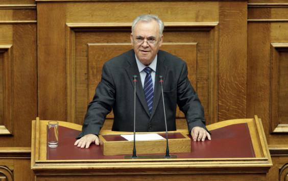 Δραγασάκης κατά Λιαργκόβα και Στουρνάρα: Δεν θέλουμε Πόντιους Πιλάτους...