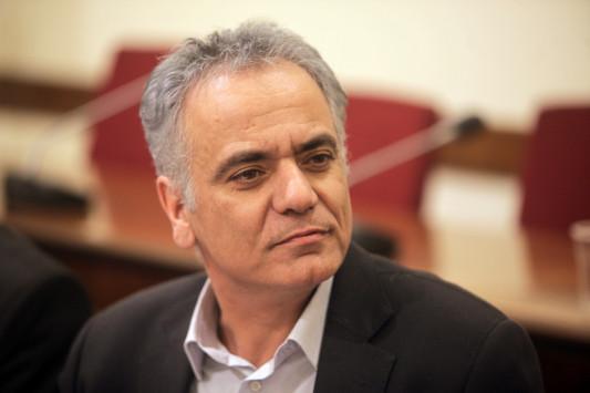 `Βόμβα` Σκουρλέτη για τη ΔΕΗ: Η κυβέρνηση να αντιταχθεί στον κανιβαλισμό