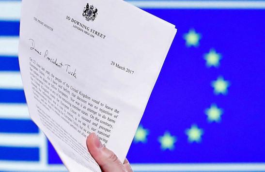 Brexit αλλά... συνεργασία στα θέματα ασφάλειας με την ΕΕ!