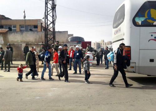 ΟΗΕ: Πάνω από 5 εκατομμύρια Σύροι κατέφυγαν σε άλλες χώρες για να ξεφύγουν από τον πόλεμο