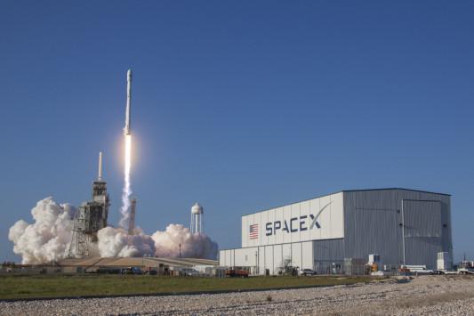 Πύραυλος από… δεύτερο χέρι στο διάστημα!