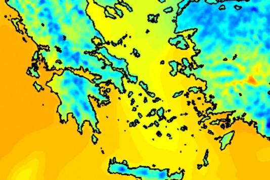Ο καιρός σήμερα [01/04]: Ανεβαίνει το θερμόμετρο