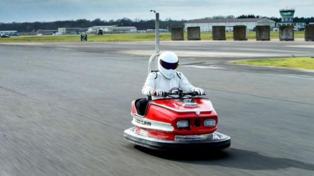 Νέο ρεκόρ ταχύτητας με… συγκρουόμενο αυτοκινητάκι [vid]