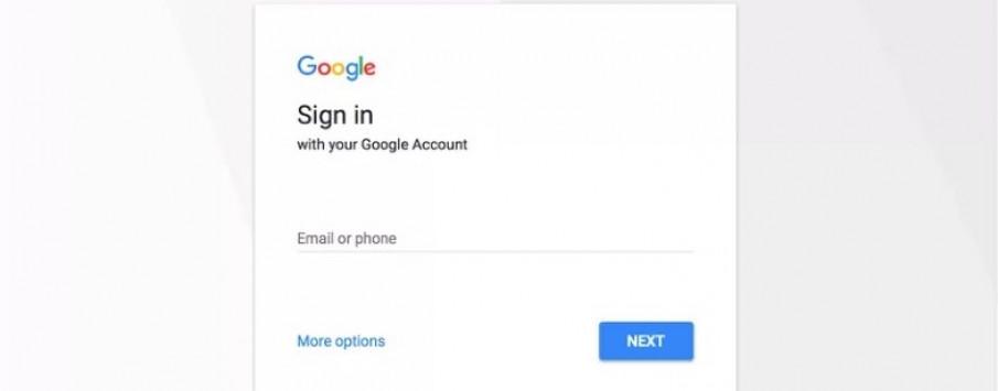 Η Google ετοιμάζεται να αλλάξει την οθόνη login των υπηρεσιών της