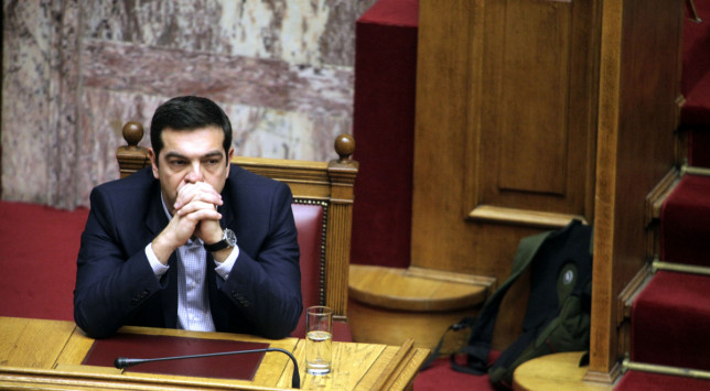 """Αποκάλυψη FT: Ο Τσίπρας απέρριψε συμφωνία με τους θεσμούς - """"Φοβήθηκε"""" τις εκλογές του 2019"""