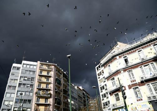 Καιρός: Βροχές και καταιγίδες την Πέμπτη! Πέφτει η θερμοκρασία