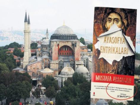 Αγιά Σοφιά: `Φωτιές` από Τούρκο ιστορικό! `Είναι τζαμί! Πλαστή η υπογραφή του Ατατούρκ`!