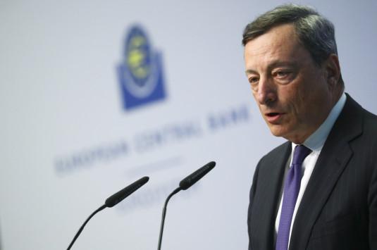 Ντράγκι: Η ΕΚΤ θέλει λύση για το ελληνικό χρέος