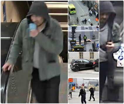 Στοκχόλμη: `Πάγωσε` τη Σουηδία η `τυφλή` επίθεση! Τέσσερις νεκροί - Άφαντος ο δράστης