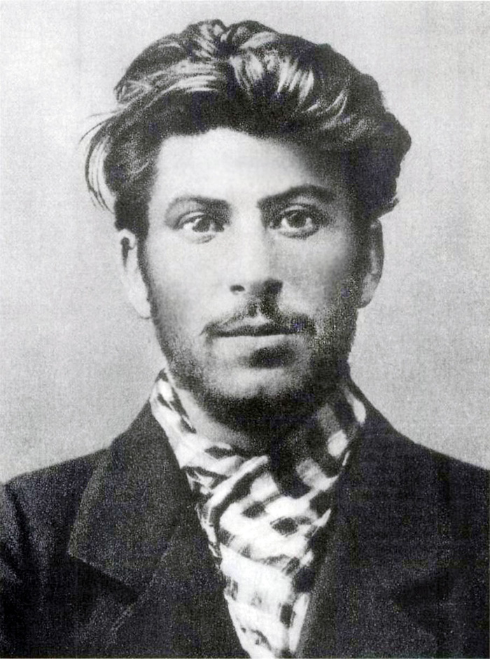 Ο Ιωσήφ Στάλιν το 1902