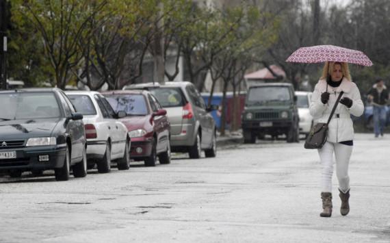 Καιρός: Βροχές και καταιγίδες και την Τρίτη! Αναλυτική πρόγνωση