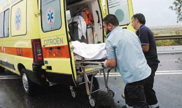 Πέθανε 45χρονη επειδή το ασθενοφόρο χάλασε στον δρόμο