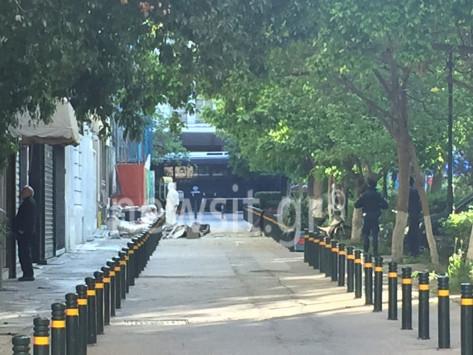 """Βόμβα στην Αθήνα: """"Έχουν"""" τους τρομοκράτες – Τι δείχνουν οι κάμερες"""