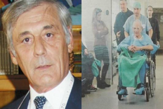 Βεργής για Τσοχατζόπουλο: `Εγώ τον φρόντιζα στην φυλακή - Χάρις σε μένα ζει`