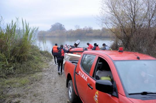 Αιτωλοακαρνανία: Βρέθηκε ζωντανός ο αγνοούμενος ψαροντουφεκάς στις εκβολές του Αχελώου!