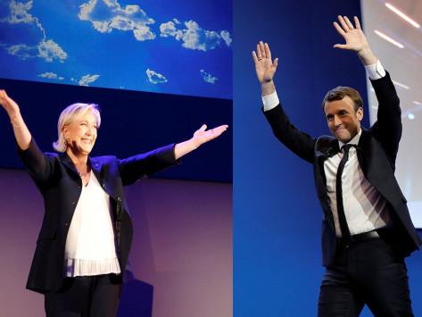 Γαλλία – Εκλογές: Η Λε Πεν ενώνει τους Γάλλους… υπέρ του Μακρόν! Ο `βασιλιάς` δικομματισμός, πέθανε