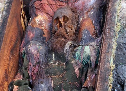 Βρέθηκε στην Τουρκία σκελετός Ρώσου στρατηγού ηλικίας 140 ετών!