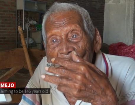 Ινδονήσιος μαθουσάλας πέθανε σε ηλικία... 146 ετών [vid]