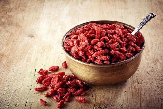 Goji Berries (γκότζι μπέρι): Όλα όσα πρέπει να μάθετε για την `μοδάτη` υπερτροφή