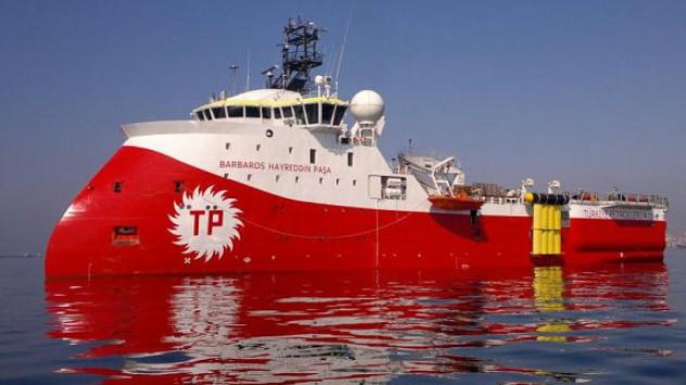 Nέα τουρκική πρόκληση στην κυπριακή ΑΟΖ: Το Barbaros απάντησε στον ασύρματο με οθωμανικό εμβατήριο [vid]