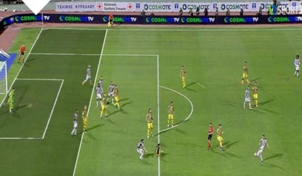 Κύπελλο Ελλάδος LIVE: `Καταστράφηκα, θα παραιτηθώ`! Ράκος ο επόπτης για το γκολ οφσάιντ!