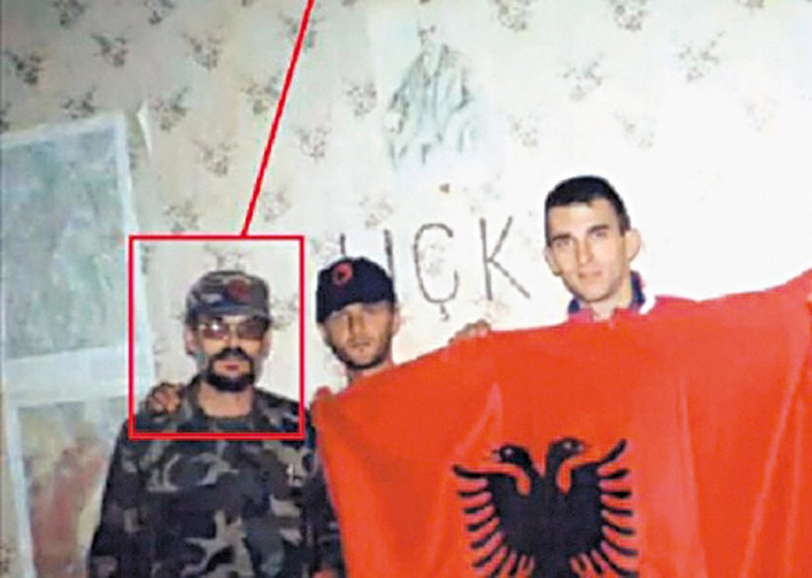 Ο Ταλάτ Τζαφέρι ήταν διοικητή του UCK με το ψευδώνυμο «διοικητής Φορίνο» - Φωτογραφία Έθνος