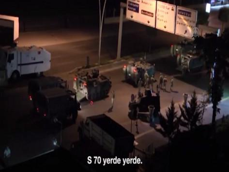 Πραξικόπημα στην Τουρκία - Ηχητικό ντοκουμέντο: `Χτύπα τους αστυνομικούς`!