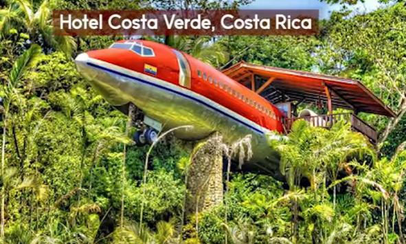 Τα 10 πιο περίεργα ξενοδοχεία του κόσμου! Ποια πρέπει να επισκεφτείτε στη ζωή σας [vid]