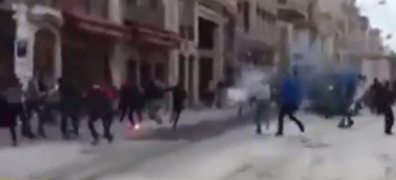 Αποτέλεσμα εικόνας για Επεισόδια στην Κωνσταντινούπολη: Πέντε τραυματίες οπαδοί του Ολυμπιακού...