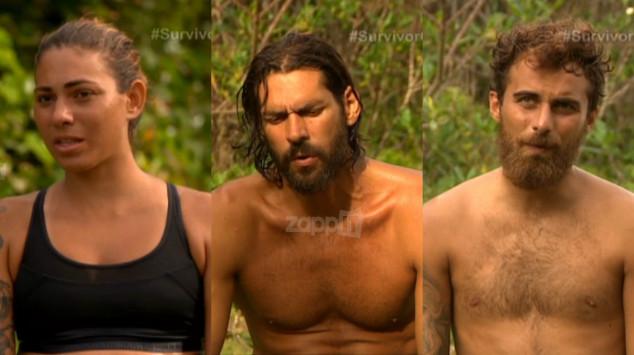Βαλαβάνη και Μάριος «άδειασαν» τον Σπαλιάρα για τις ήττες στο Survivor!