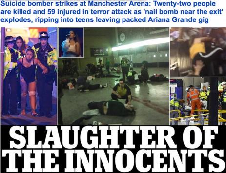 Τρομοκρατική επίθεση στο Μάντσεστερ Live – Τερέζα Μέι: Η χειρότερη και πιο άνανδρη επίθεση που έχει γίνει στο έδαφός μας!