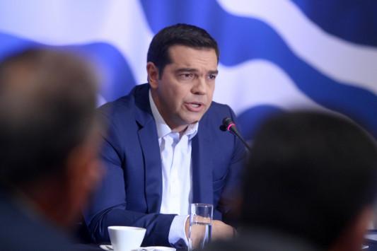 Τσίπρας στο ΣΒΒΕ: Αυτό είναι το Growth Strategy της κυβέρνησης