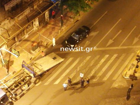 Τρομοκρατική επίθεση κατά του Λουκά Παπαδήμου στην `καρδιά` της Αθήνας! Η βόμβα πέρασε από μηχάνημα και δεν εντοπίστηκε