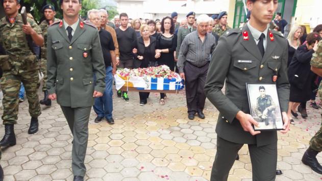 Ρίγη συγκίνησης για τον Μανούσο Τριανταφυλλίδη – Ο ήρωας επέστρεψε στον τόπο του [pics, vids]