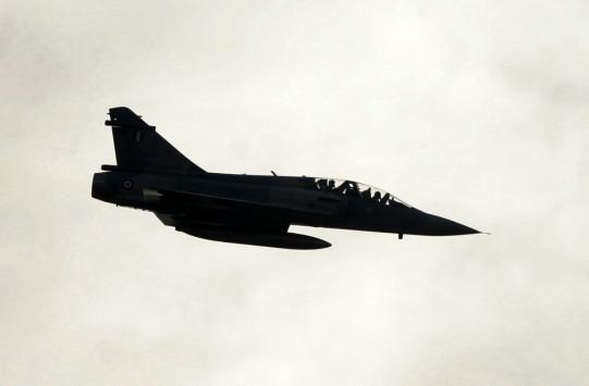 Mirage 2000: Έπεσε στη θάλασσα αλλά δεν βυθίστηκε! Το απίστευτο περιστατικό ανοιχτά της Εύβοιας