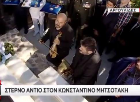 Κωνσταντίνος Μητσοτάκης: Ριζίτικα και μαντινάδες για τον Κυριάκο Πρωθυπουργό! [vids]