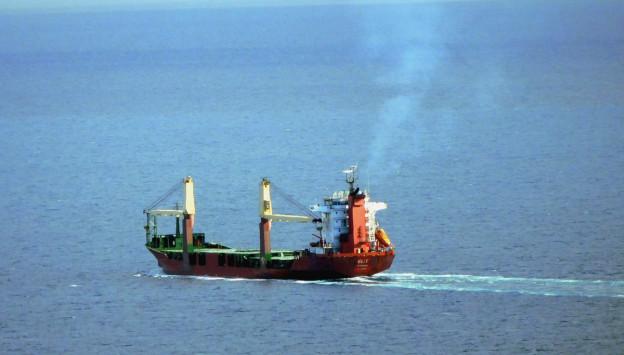 Προσωρινά κρατούμενος ο πλοίαρχος του φορτηγού πλοίου που μετέφερε εκρηκτικά