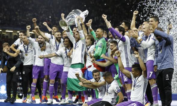Τελικός Champions League: Ας είμαστε Ρεαλ-ιστές! Σαν και 'σένα στον κόσμο καμιά!