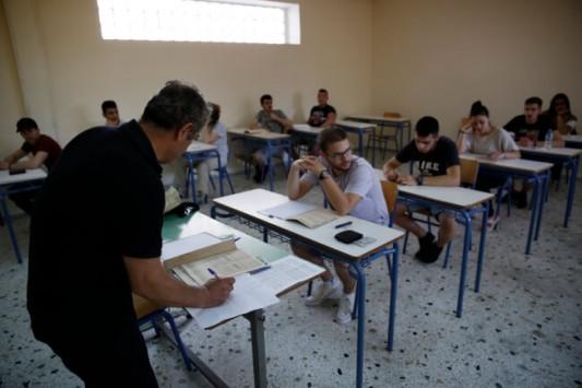 Πανελλήνιες 2017 - Μαθηματικά και Ιστορία θα κρίνουν τις Βάσεις