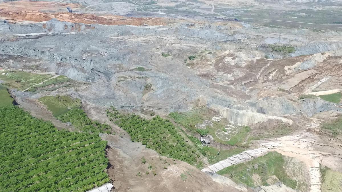01 ποιό χωριό θα γκρεμιστεί μετά την κατολίσθηση στο αμύνταιο [εικόνες & βίντεο>