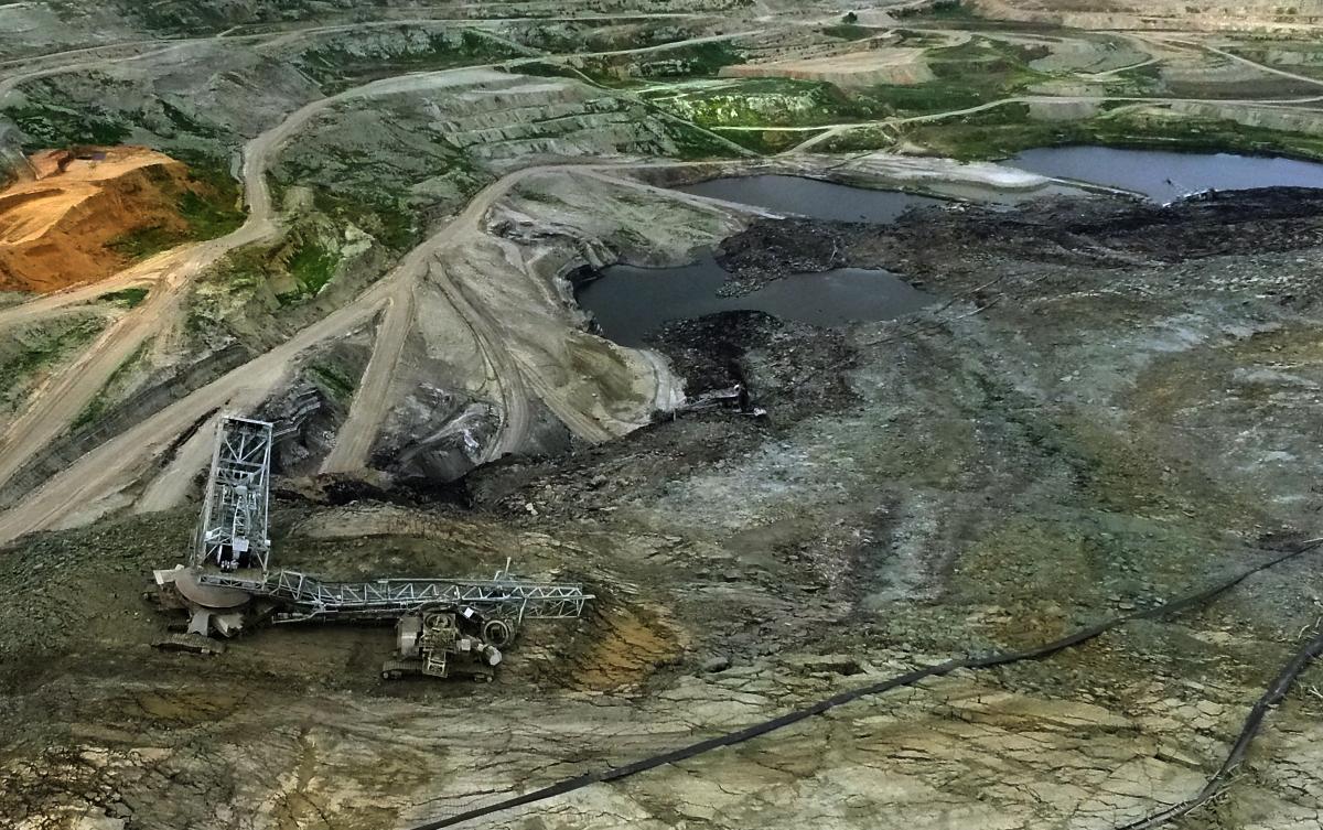 75fe7e1d06 Αμύνταιο  Η κατολίσθηση στο ορυχείο εξαφανίζει το χωριό Ανάργυροι ...