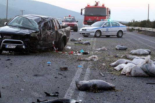 Λάρισα: Νεκρός σε τροχαίο ο Νίκος Χρονόπουλος - Σκληρές εικόνες στον τόπο της τραγωδίας!