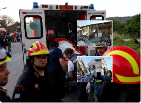 Σεισμός Μυτιλήνη: Θρήνος για την 45χρονη που καταπλακώθηκε - Εκκενώθηκε η Βρισά!
