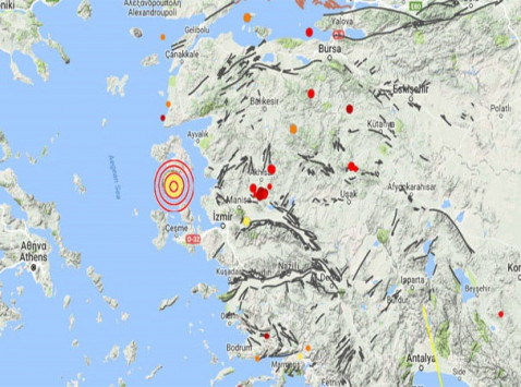 Σεισμός - Μυτιλήνη: `Περιμένουμε νέα δόνηση 6,7 ρίχτερ!`