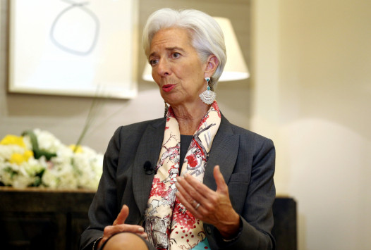 Reuters για Eurogroup: Πιθανή λύση με την πρόταση της Λαγκάρντ