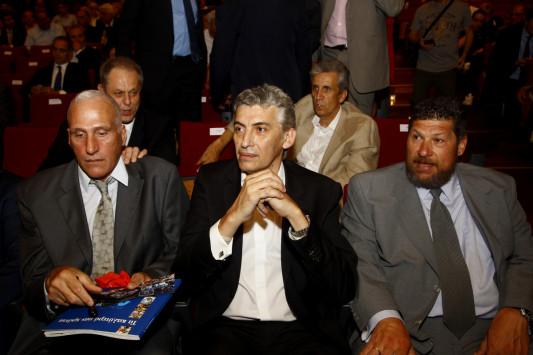 `Τιρινίνι` χωρίς Γκάλη και Γιαννάκη! Τιμήθηκε η ιστορική εθνική μπάσκετ του '87 [pics]