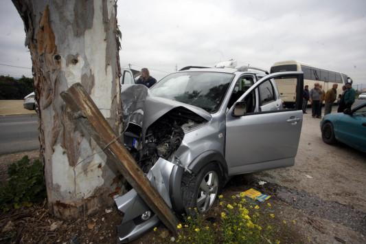 Χαλκιδική: Τραυματίστηκαν σοβαρά σε τροχαίο δύο αδελφάκια!